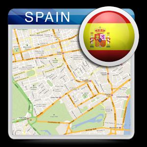Карту испании скачать для андроид