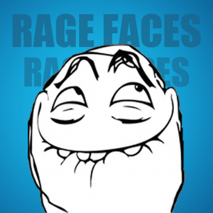 SMS Rage Faces - 2200+ Faces and Memes