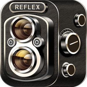Reflex - Vintage Camera and Pic Editor for Instagram FREE
