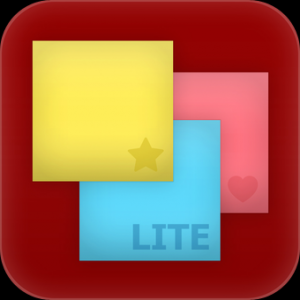 abc Notes Lite - Checklist & Sticky Note Application