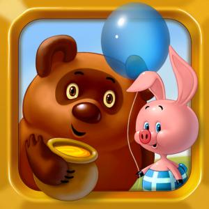 Английский с винни-пухом / winnie the pooh spelling скачать.