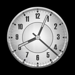 круглые часы онлайн - фото 4