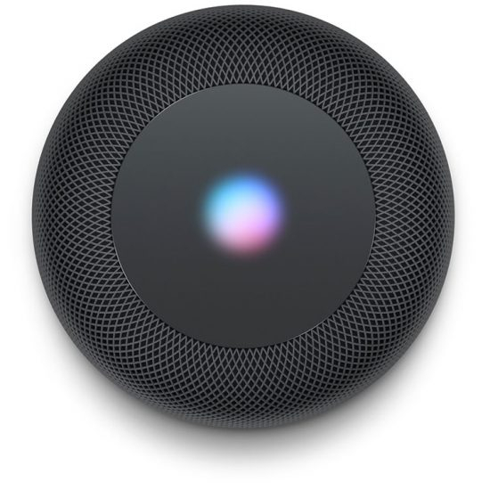 Релиз новой колонки Apple HomePod Mini